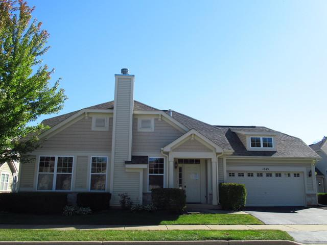 1845 Foxridge Court #1845, Aurora, IL 60502 (MLS #10096316) :: The Wexler Group at Keller Williams Preferred Realty