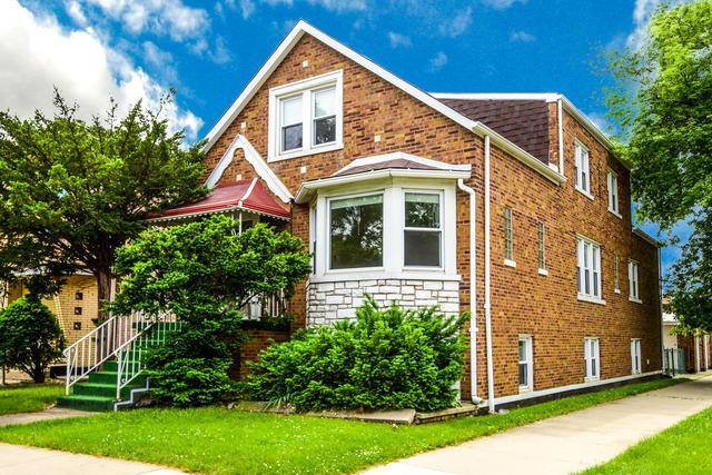 4600 S Karlov Avenue, Chicago, IL 60632 (MLS #10096575) :: The Dena Furlow Team - Keller Williams Realty