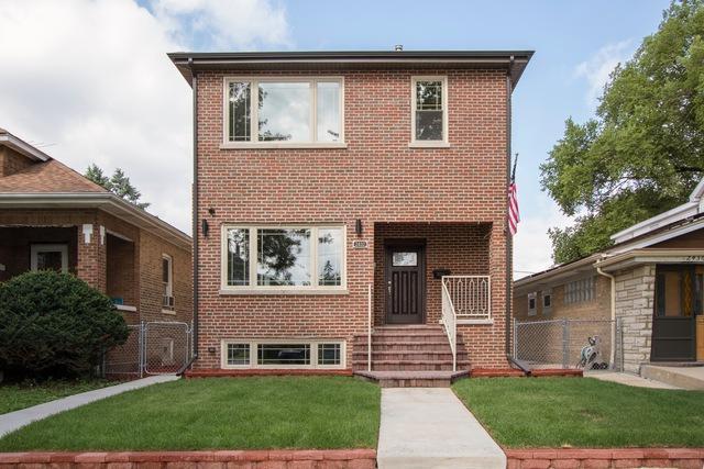 2432 N Neva Avenue, Chicago, IL 60707 (MLS #10097207) :: Baz Realty Network | Keller Williams Preferred Realty