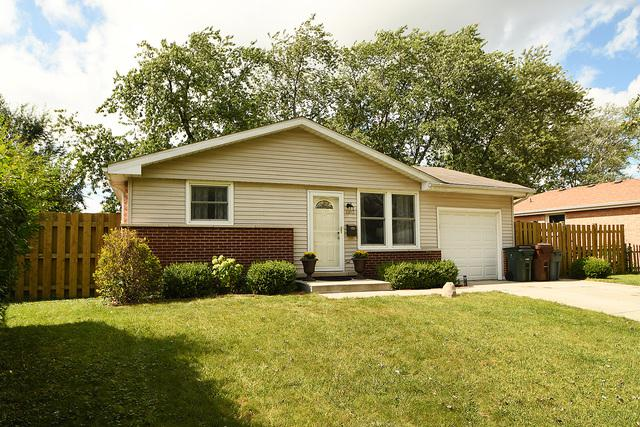16472 Harold Street, Oak Forest, IL 60452 (MLS #10097332) :: The Dena Furlow Team - Keller Williams Realty