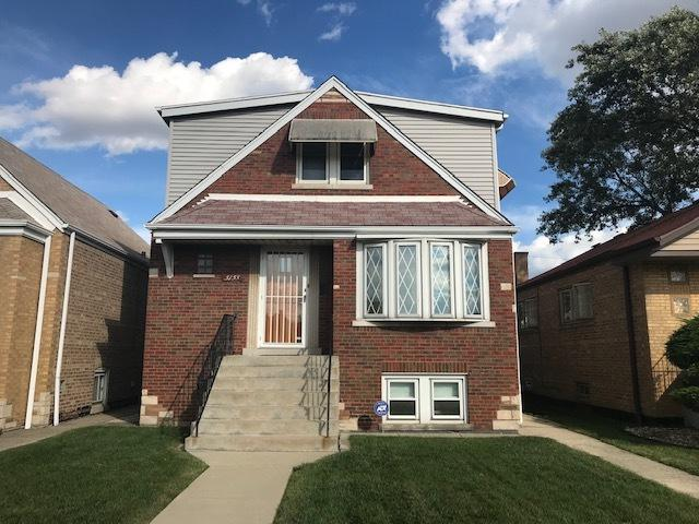 5155 S Kenneth Avenue, Chicago, IL 60632 (MLS #10097415) :: The Dena Furlow Team - Keller Williams Realty