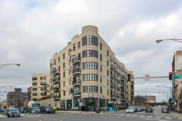 520 N Halsted Street #214, Chicago, IL 60642 (MLS #10097522) :: Baz Realty Network | Keller Williams Preferred Realty