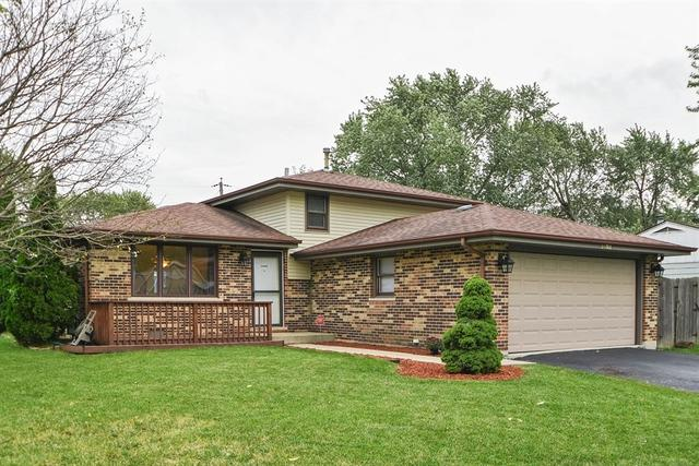 16701 91st Avenue, Orland Hills, IL 60487 (MLS #10098181) :: The Spaniak Team