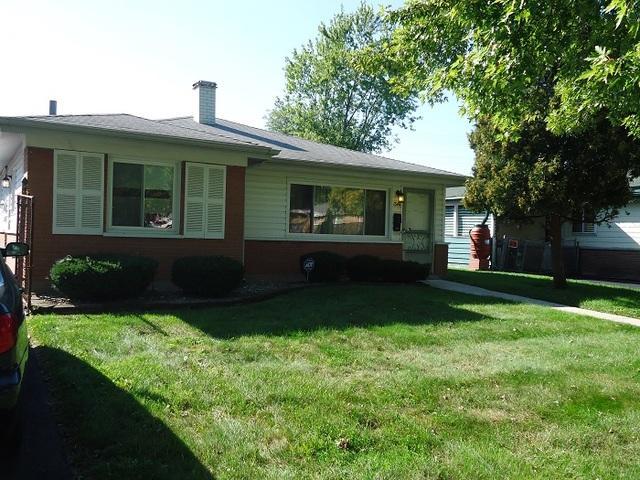 1346 Arthur Street, Calumet City, IL 60409 (MLS #10098354) :: The Perotti Group | Compass Real Estate
