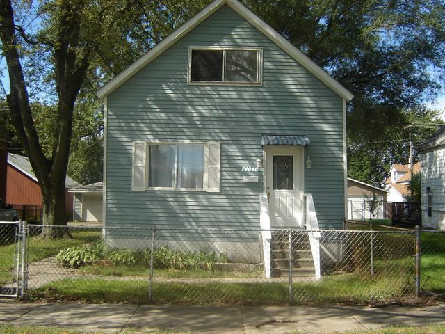 14040 S Green Bay Avenue, Burnham, IL 60633 (MLS #10098501) :: Leigh Marcus | @properties