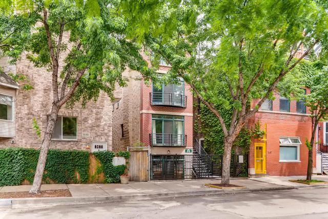 1642 W Julian Street #2, Chicago, IL 60622 (MLS #10099035) :: MKT Properties | Keller Williams