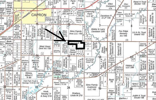 Lot 2 County Line Road, Capron, IL 61012 (MLS #10099086) :: The Dena Furlow Team - Keller Williams Realty