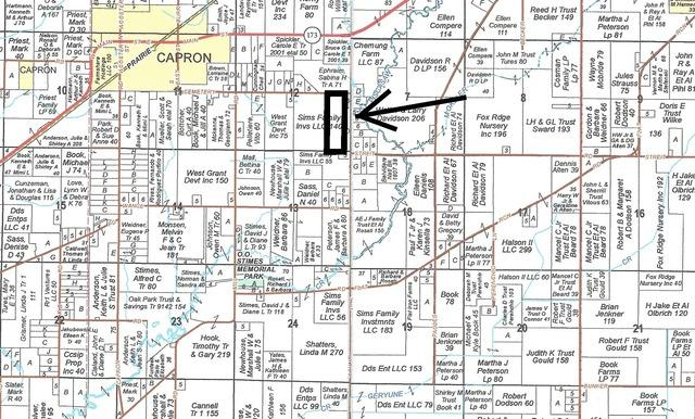 Lot 1a Cemetery Road, Capron, IL 61012 (MLS #10099088) :: The Dena Furlow Team - Keller Williams Realty