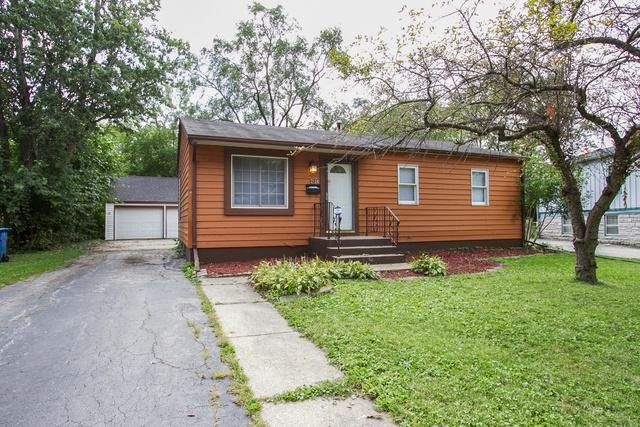 2124 223RD Place, Sauk Village, IL 60411 (MLS #10099310) :: The Dena Furlow Team - Keller Williams Realty