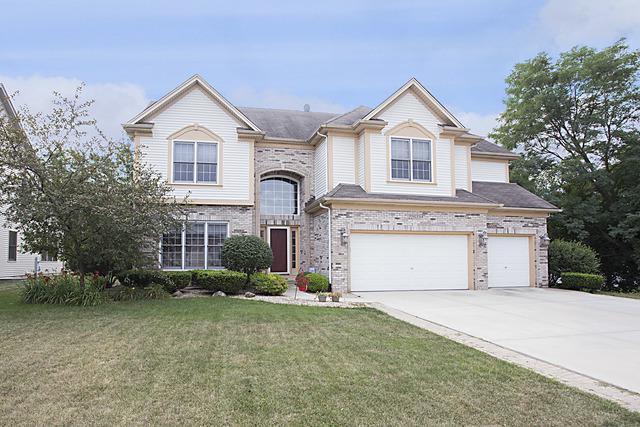 22619 Fox Trail Lane NW, Plainfield, IL 60544 (MLS #10099528) :: Baz Realty Network   Keller Williams Preferred Realty