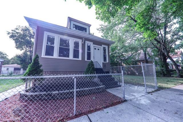 9050 S Ellis Avenue, Chicago, IL 60619 (MLS #10099694) :: Domain Realty