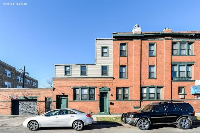 3400 W Palmer Street #1, Chicago, IL 60647 (MLS #10100097) :: Domain Realty