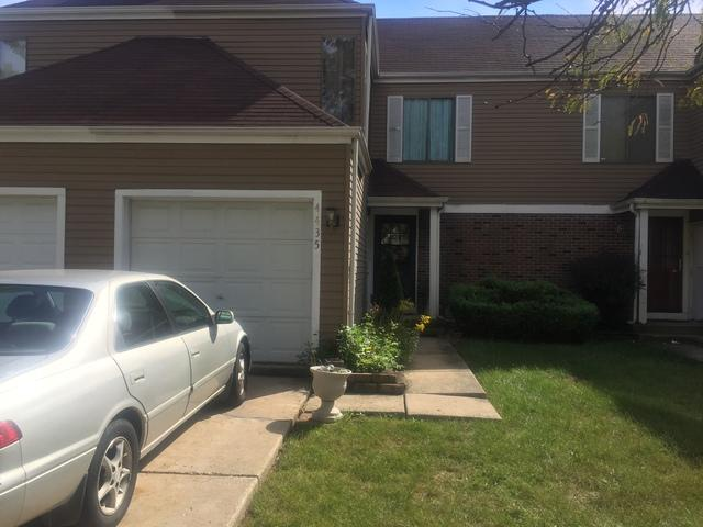 4435 Washington Drive #0, Richton Park, IL 60471 (MLS #10100390) :: The Dena Furlow Team - Keller Williams Realty