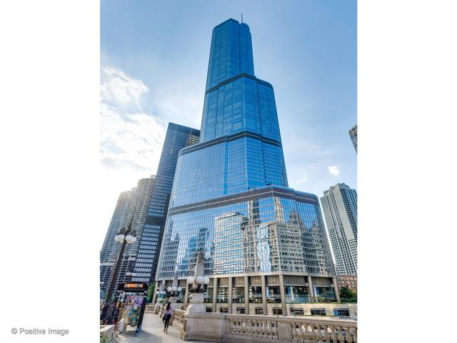 401 N Wabash Avenue 34A, Chicago, IL 60611 (MLS #10100714) :: The Dena Furlow Team - Keller Williams Realty