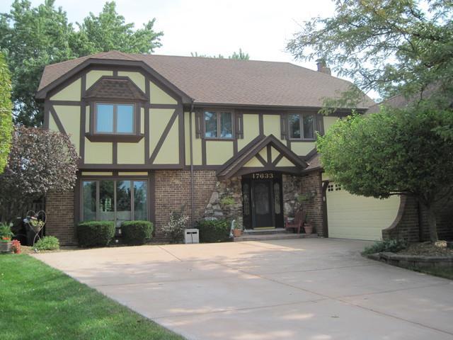 17633 Oakwood Drive, Tinley Park, IL 60487 (MLS #10100978) :: The Dena Furlow Team - Keller Williams Realty