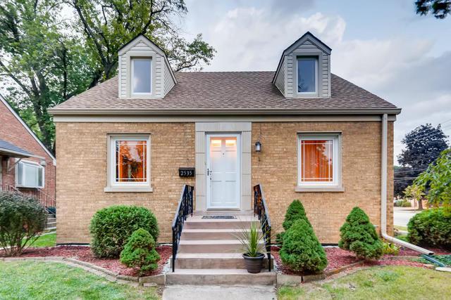 2535 Lincoln Avenue, North Riverside, IL 60546 (MLS #10101184) :: Domain Realty