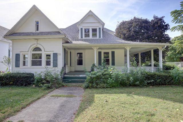 103 E Jefferson Street, PHILO, IL 61864 (MLS #10101229) :: Littlefield Group