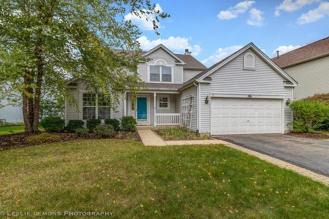 186 Wedgeport Circle, Romeoville, IL 60446 (MLS #10101544) :: Baz Realty Network   Keller Williams Preferred Realty