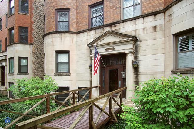 1028 W Byron Street #20, Chicago, IL 60613 (MLS #10101624) :: Baz Realty Network   Keller Williams Preferred Realty
