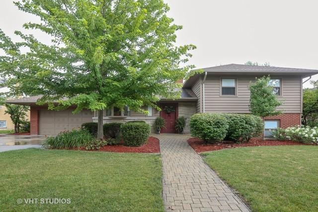 1253 Oakmont Avenue, Flossmoor, IL 60422 (MLS #10102060) :: The Wexler Group at Keller Williams Preferred Realty