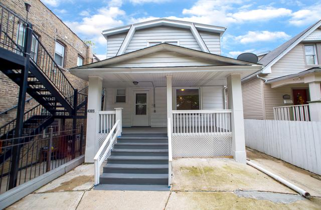 4305 W Wrightwood Avenue, Chicago, IL 60639 (MLS #10102163) :: The Dena Furlow Team - Keller Williams Realty