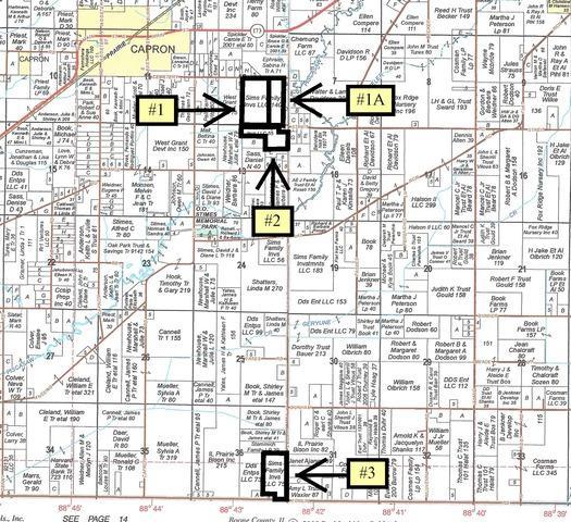 11536 County Line Road, Capron, IL 61012 (MLS #10102269) :: The Dena Furlow Team - Keller Williams Realty