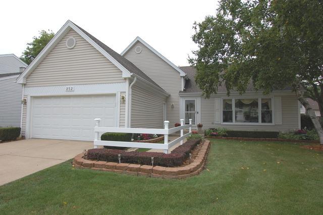 252 N Walnut Lane, Schaumburg, IL 60194 (MLS #10102426) :: Baz Realty Network | Keller Williams Preferred Realty