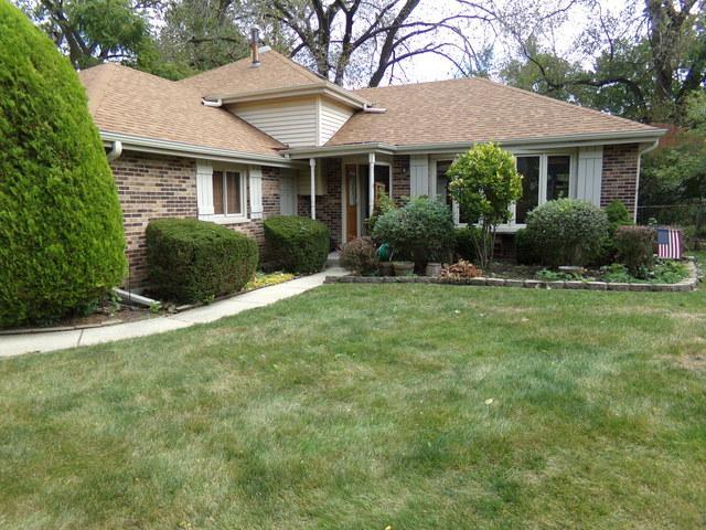 18633 Carpenter Street, Homewood, IL 60430 (MLS #10103023) :: The Wexler Group at Keller Williams Preferred Realty