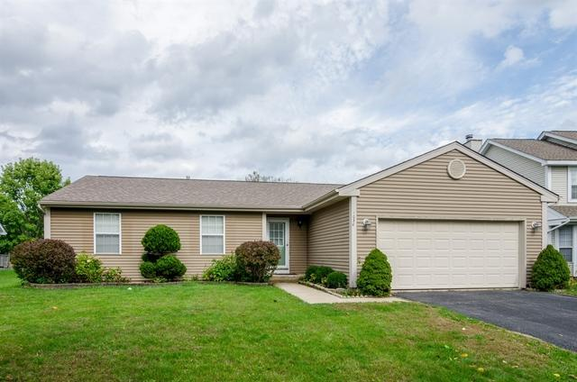 1030 Wembley Drive, Island Lake, IL 60042 (MLS #10103109) :: Ani Real Estate