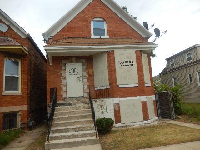 5229 S Hermitage Avenue, Chicago, IL 60609 (MLS #10103453) :: The Dena Furlow Team - Keller Williams Realty
