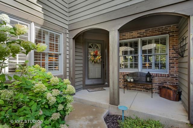 1492 Aberdeen Court #1492, Naperville, IL 60564 (MLS #10103576) :: The Dena Furlow Team - Keller Williams Realty