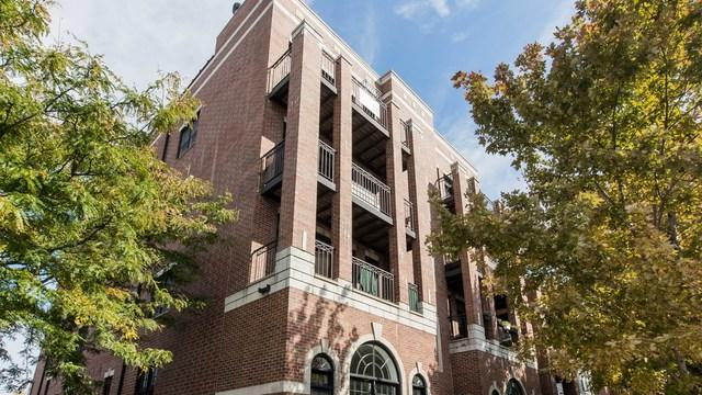 2348 W Roscoe Street 1E, Chicago, IL 60618 (MLS #10104073) :: Leigh Marcus | @properties
