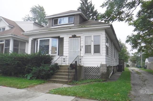 52 E 137th Place, Riverdale, IL 60827 (MLS #10104586) :: The Dena Furlow Team - Keller Williams Realty