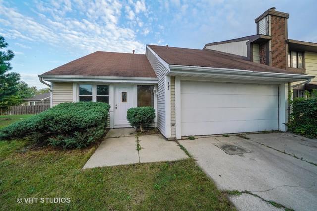 103 Cedarbend Drive #103, Romeoville, IL 60446 (MLS #10104768) :: The Dena Furlow Team - Keller Williams Realty