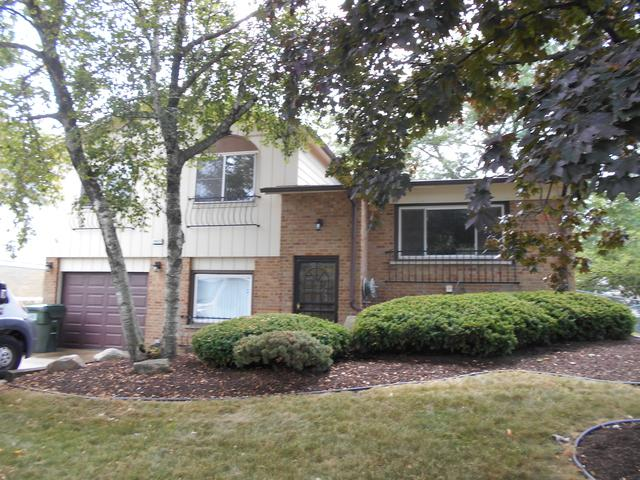 4853 Imperial Drive, Richton Park, IL 60471 (MLS #10104847) :: The Dena Furlow Team - Keller Williams Realty