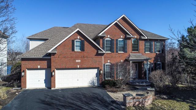 3904 Tall Grass Drive, Naperville, IL 60564 (MLS #10105211) :: The Dena Furlow Team - Keller Williams Realty