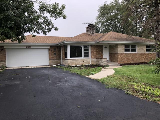 450 Howard Street, Elk Grove Village, IL 60007 (MLS #10105460) :: The Dena Furlow Team - Keller Williams Realty