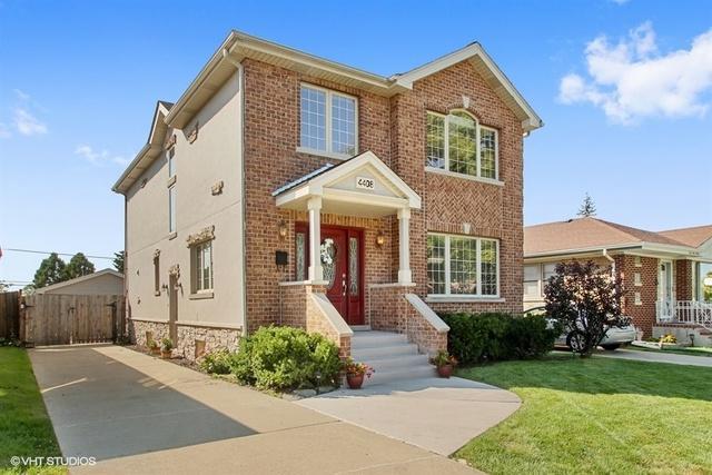 4408 N Opal Avenue, Norridge, IL 60706 (MLS #10105500) :: The Dena Furlow Team - Keller Williams Realty