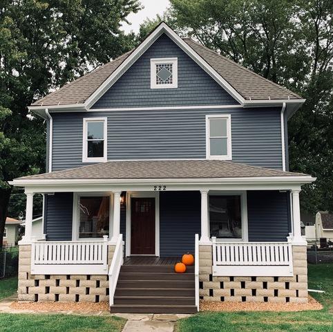 222 S Oak Street, Herscher, IL 60941 (MLS #10105574) :: The Dena Furlow Team - Keller Williams Realty