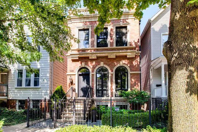 1446 W George Street, Chicago, IL 60657 (MLS #10105696) :: MKT Properties | Keller Williams