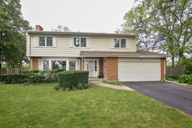 14 Ellendale Road, Deerfield, IL 60015 (MLS #10105849) :: HomesForSale123.com