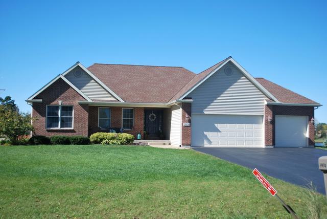 5974 S Centerview Drive, Rochelle, IL 61068 (MLS #10105902) :: The Dena Furlow Team - Keller Williams Realty