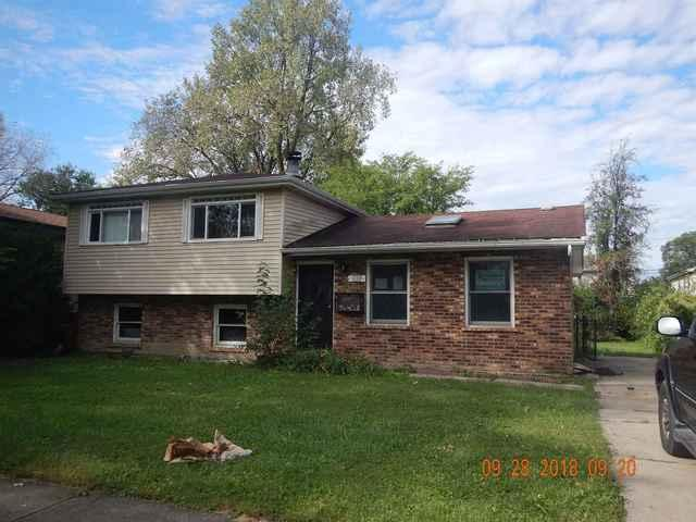518 Parnell Avenue, Chicago Heights, IL 60411 (MLS #10105919) :: The Dena Furlow Team - Keller Williams Realty