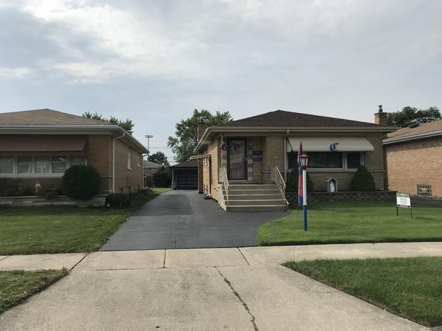 9120 S Clifton Park Avenue, Evergreen Park, IL 60805 (MLS #10107151) :: The Dena Furlow Team - Keller Williams Realty