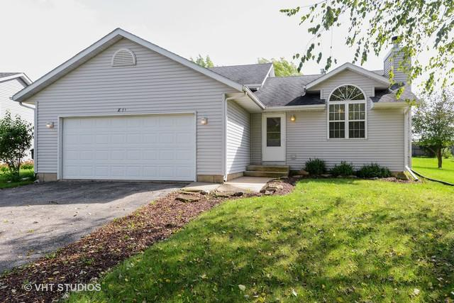 811 Nicholas Circle, Genoa, IL 60135 (MLS #10107239) :: The Dena Furlow Team - Keller Williams Realty