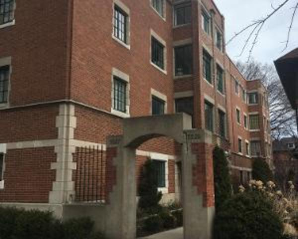 5529 S University Avenue 1E, Chicago, IL 60637 (MLS #10107493) :: The Mattz Mega Group