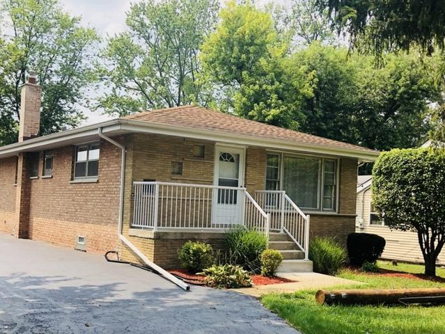 203 Spring Street, Willow Springs, IL 60480 (MLS #10107533) :: The Wexler Group at Keller Williams Preferred Realty