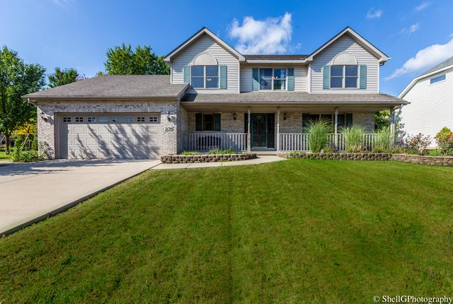 26700 S Jacob Drive, Channahon, IL 60410 (MLS #10107718) :: The Wexler Group at Keller Williams Preferred Realty