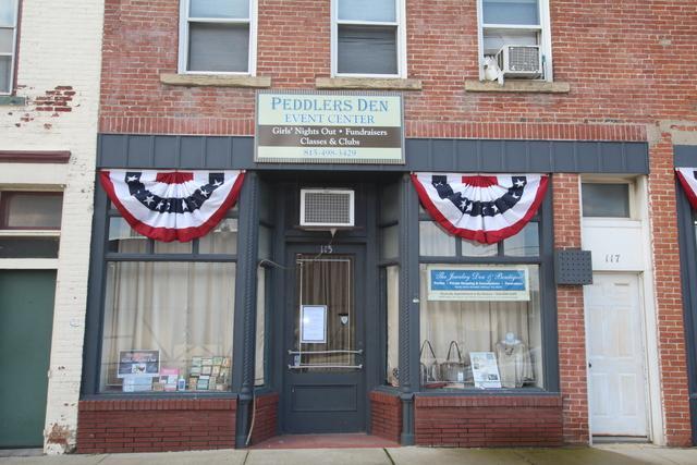 115 Market Street, Somonauk, IL 60552 (MLS #10107848) :: Domain Realty
