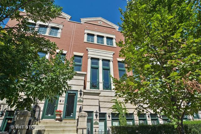 434 W Armitage Avenue F, Chicago, IL 60614 (MLS #10107868) :: Baz Realty Network | Keller Williams Preferred Realty